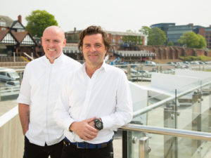 Thomas brings the best of Manchester to the heart of  Chester Racecourse