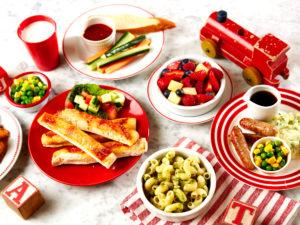 Kids Eat for £1 at Cafe Rouge