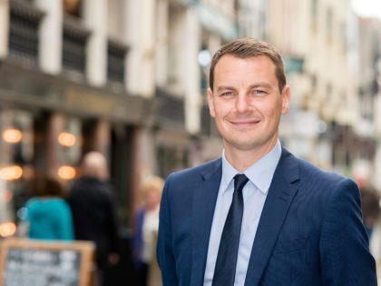 House of Commons invite for Chester BID boss
