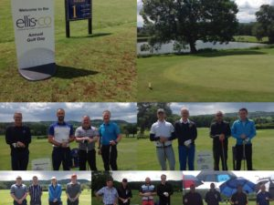 Chester accountants get their charity golf day off to a tee!