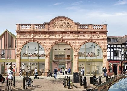 Chester Northgate – plans submitted for a leisure and cultural destination in the heart of Chester