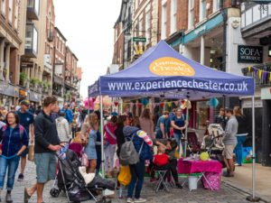 A blooming brilliant summer launches in Chester