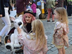 Festival atmosphere takes Chester by storm