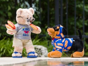 It's a Promise Pets Party at Build-A-Bear Workshop®!