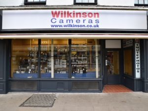 WILKINSON CAMERAS OPENS IN CHESTER