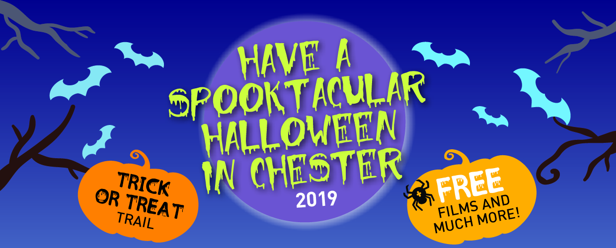 Halloween in Chester 2019