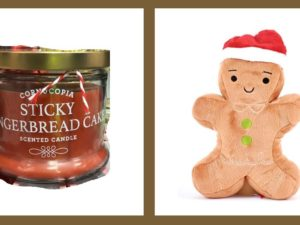 Gingerbread Scent at Card Factory Grosvenor Shopping Centre