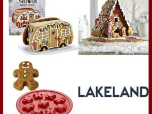 ALL Your Gingerbread Needs at Lakeland Chester