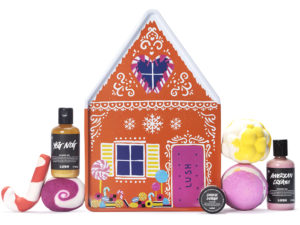 Gingerbread House at Lush Chester