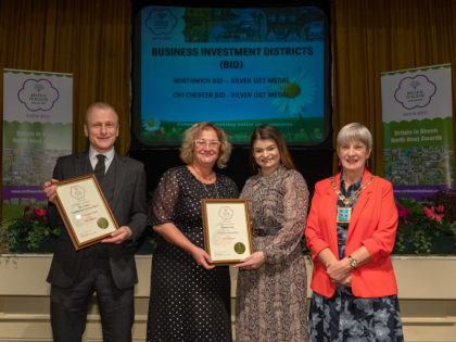 Chester's blooms once again scoop top award