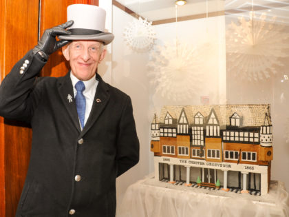 Baked to perfection: Chester becomes a gingerbread city