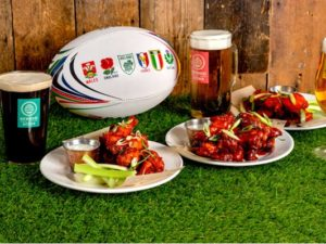Enjoy the 6 NATIONS 2020 at Brewhouse & Kitchen