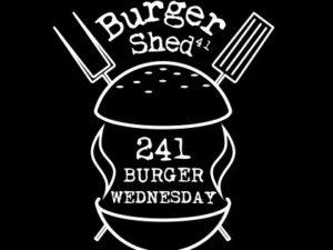 Burger Shed: 2-4-1 Burger Wednesday