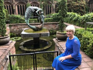Chester Cathedral's very first Young People's Poetry Competition