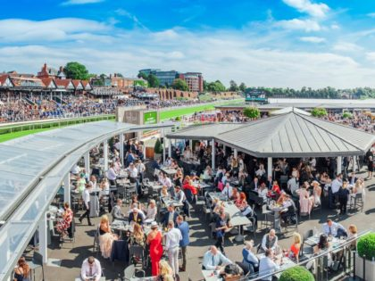 Chester Race Company Announce Three Year Partnership Deal with Beverage Giants Budweiser Brewing Group