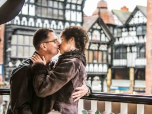 Chester's 'City of Love' helps tongue-tied lovers with Instagram campaign