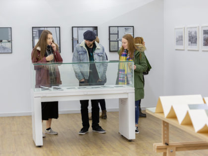 Exhibition celebrates work by Art and Design alumni and staff