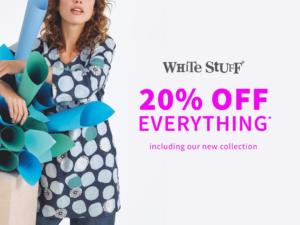 20% off at White Stuff