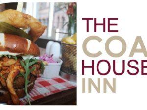 The Coach House – Burger Mondays