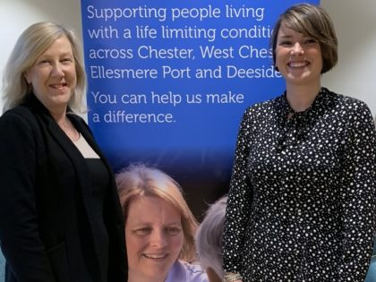 Chester accountants reveal its charity of the year