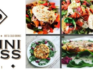 Collection and Delivery from The Panini Press
