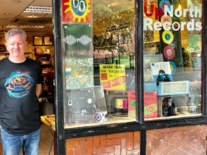 3 WAYS TO ORDER with Up North Records!