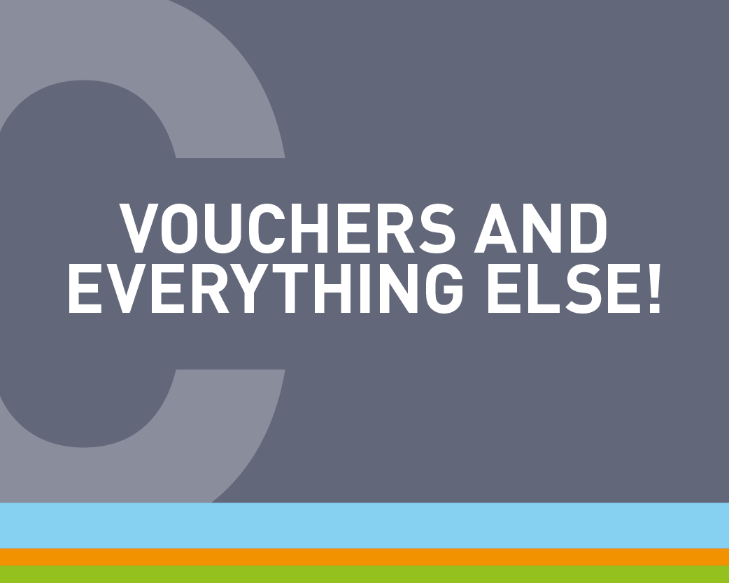#ChesterTogether Vouchers and everything else