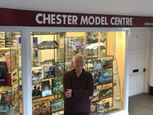 Chester Model Centre – Online and In-Store