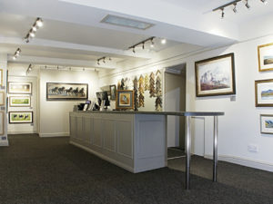 Alison Bradley Gallery open for visitors and online shoppers