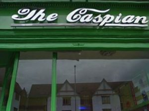 The Caspian Chester – Delivering to your door (safely)