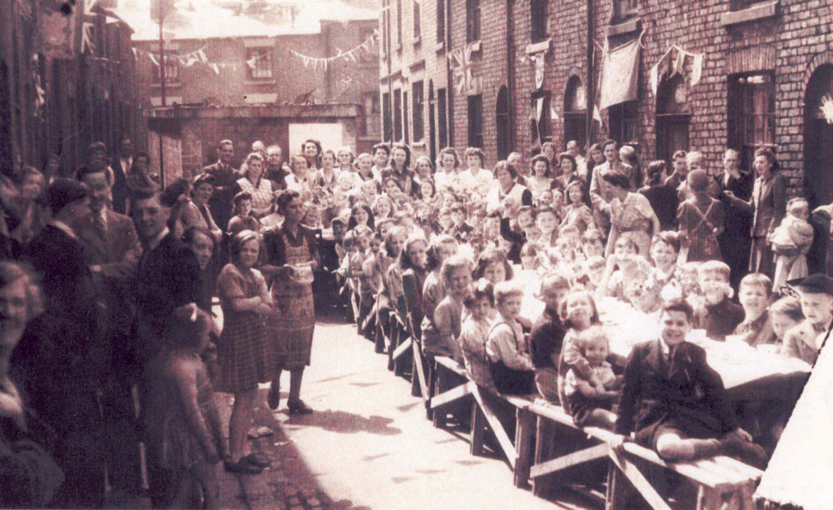 Ve Day Commemorations Throughout The Week Experience Chester