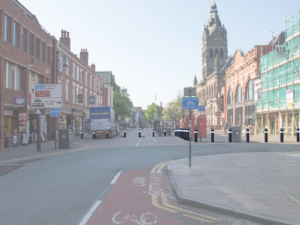 New bollards being installed in Chester to make city more secure