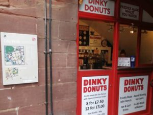 Dinky Donuts now open