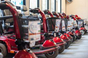 Shopmobility Services are open!