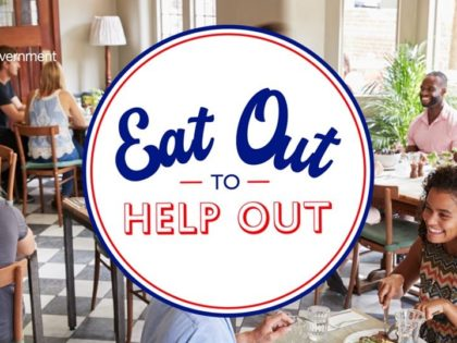 Eat Out to Help Out continues into September!