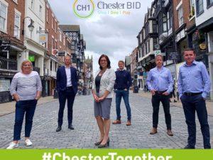 CH1ChesterBID announce new board members