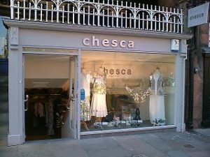 Chesca – Online and In-Store
