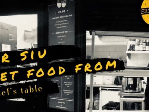 Indie Innovators Chef's Table create Siu Tang and Pasta Parcel