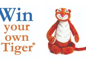 Win your own Tiger with the Grosvenor Museum!