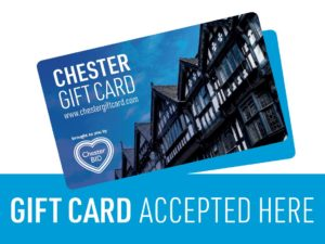What is the Chester Gift Card and why should I bother signing my business up for it?