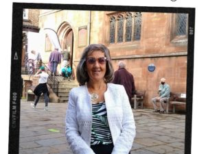 Chester's Familiar Faces – Marion