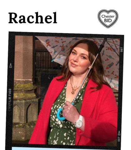 Familiar Faces – Rachel