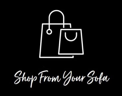 Shop From Your Sofa
