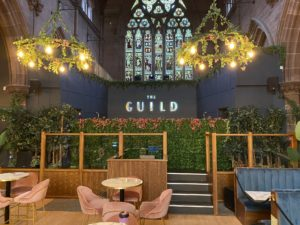 Popular Watergate Street Venue, The Guild Chester, Launch Festive Food Offering