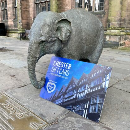 Chester Gift Card to pump thousands into the high street economy