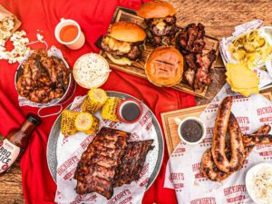 Hickory's Smokehouse Go All-Out With the Launch of An Epic Home BBQ Box….