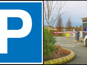 Free parking in Chester returns