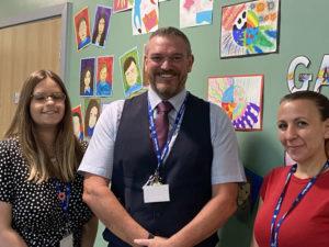 Chester school staff nominated for School Superhero award