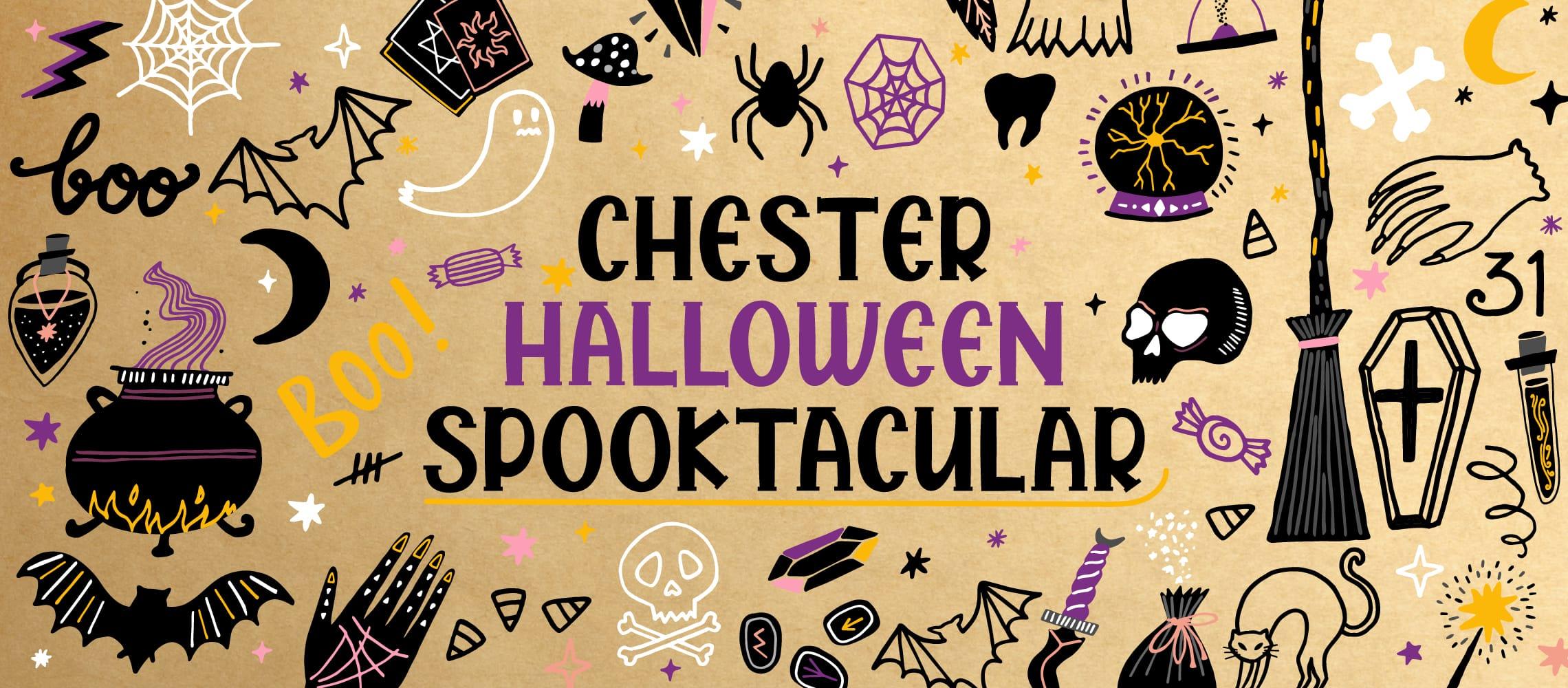 Chester Halloween Spooktacular